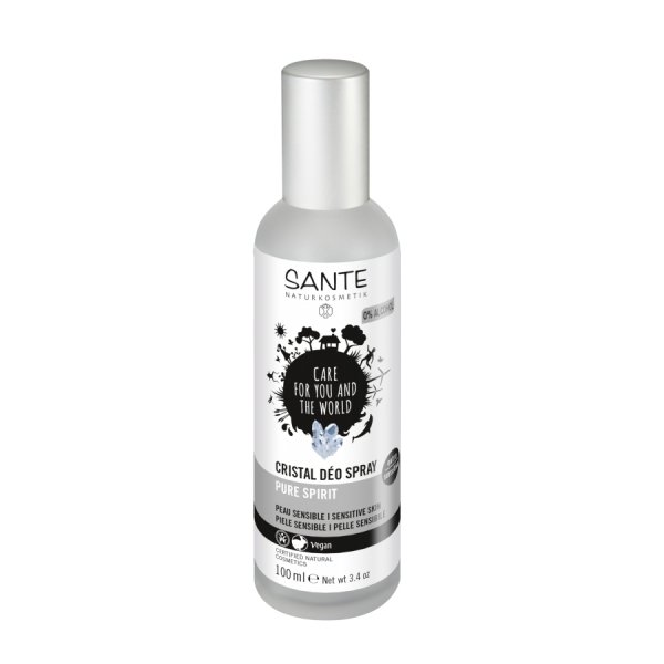 Sante KRISTALL Dezodorant spray