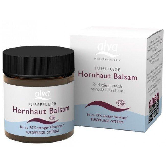 Alva Naturalny Balsam zmiękczający do stóp