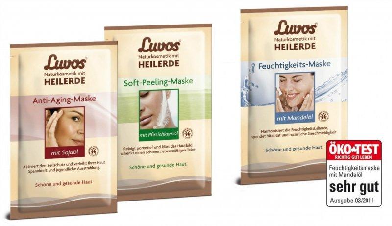 Luvos Maseczka anti-aging z olejkiem sojowym.