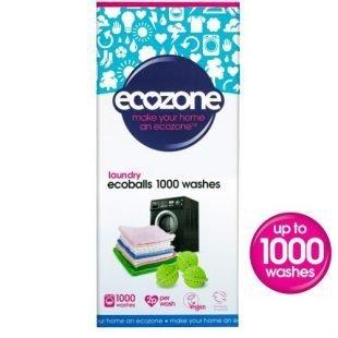 Ecozone Ecoballs Granulki do Kul Piorących 1000 prań