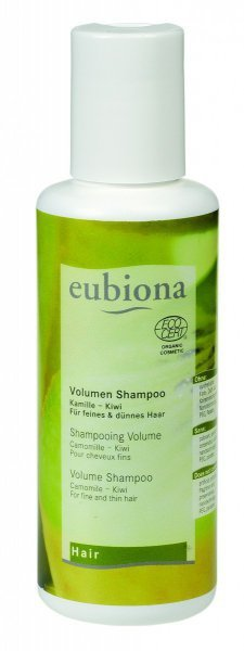 eubiona Szampon zwiększający objętość z rumiankiem i kiwi 200 ml