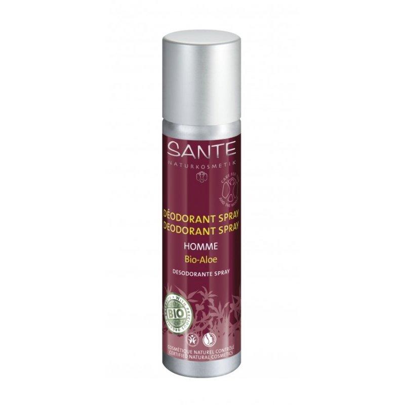 Sante HOMME Dezodorant w sprayu z bio-aloesem