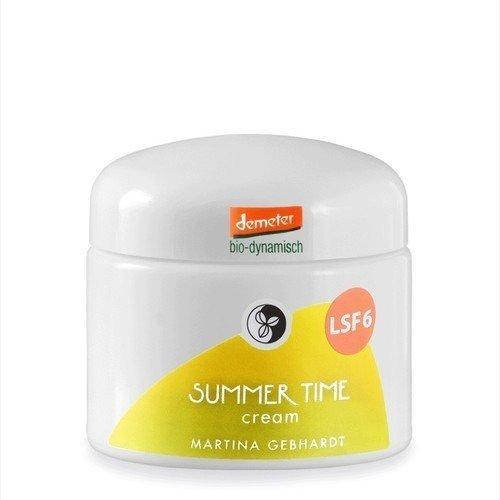Martina Gebhardt SUMMER TIME krem do skóry zmęczonej słońcem 50 ml