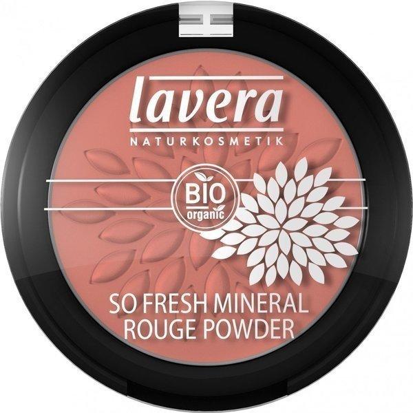 Lavera Róż do policzków - so fresh czarująca róża 01