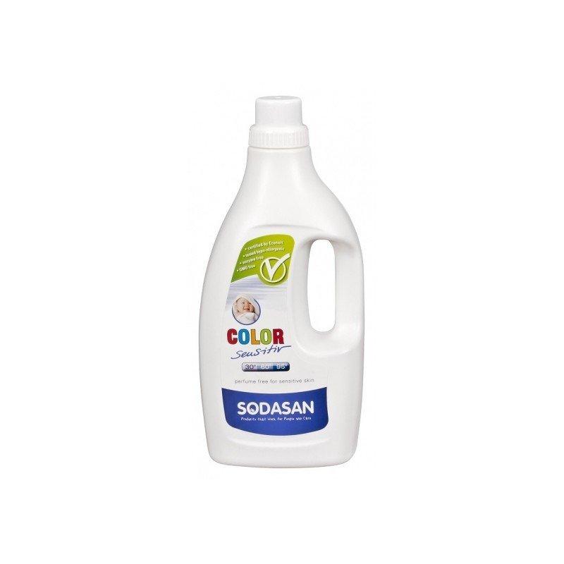 Sodasan Płyn do prania Color Sensitiv 1,5l
