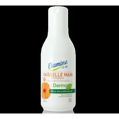 EDL Dermo hypoalergiczny skoncentrowany płyn do mycia naczyń dla alergików i osób o wrażliwej skórze 500 ml