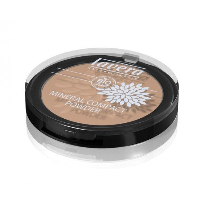 Lavera Puder w kamieniu 03 HONEY