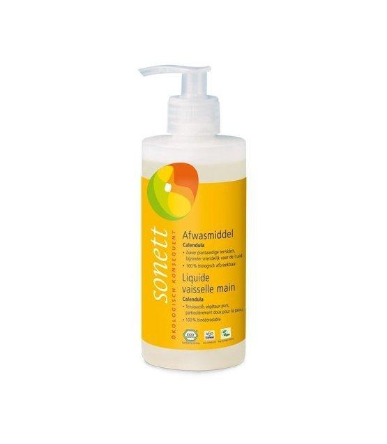 Sonett Ekologiczny płyn do mycia naczyń NAGIETEK 300 ml.