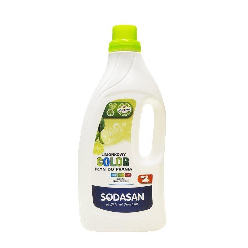 Sodasan Uniwersalny płyn do prania Color 1,5l.