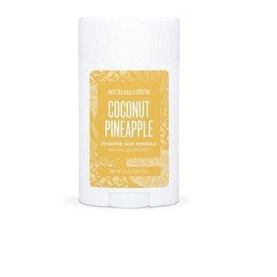 SCHMIDT'S ™ Dezodorant w sztyfcie Kokos i ananas sensitive 75G