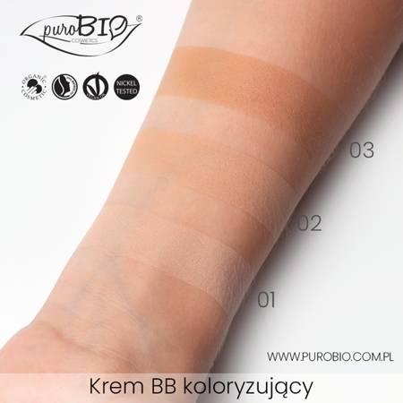puroBio Krem BB SUBLIME 03