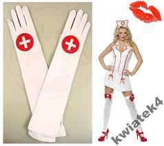Rękawiczki pielęgniarki , sex,