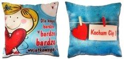 Poduszka a mała   Dla kogoś bardzo bardzo...