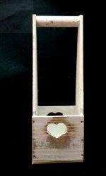 Skrzynka drewniana wąska 1szt