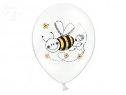 Balony 14 cali Pszczółki