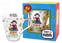 Kubek Kids  SUPER CHŁOPAK - 1szt 320 ml