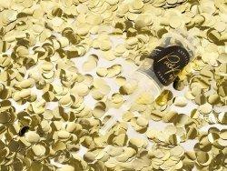 Push pop konfetti złoty 1szt