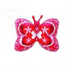 Balon foliowy 24  Motyl LUX