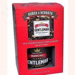 Kubek + Herbatka PRAWDZIWEGO GENTELMENA