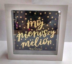 Skarbonka Mój pierwszy milion
