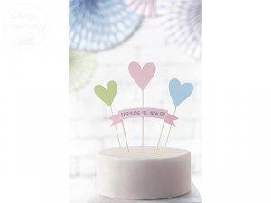 Topper na tort Pastelove 13,5-20,5cm
