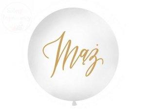 Balon 1m biay  Mąż
