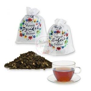 Herbatka w woreczku dla DZIADKA