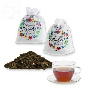 Herbatka w woreczku dla BABCI