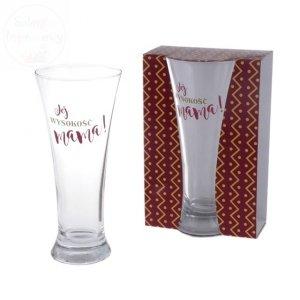 Szklanka do napoju  Jej Wysokość MAMA