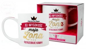 Kubek Royal   Żona  - 300ml