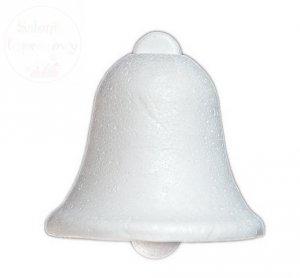 Dzwonek styropianowy 6 cm 1szt