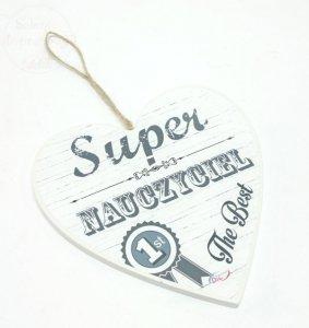 Serce mini  Dla SUPER NAUCZYCIELA