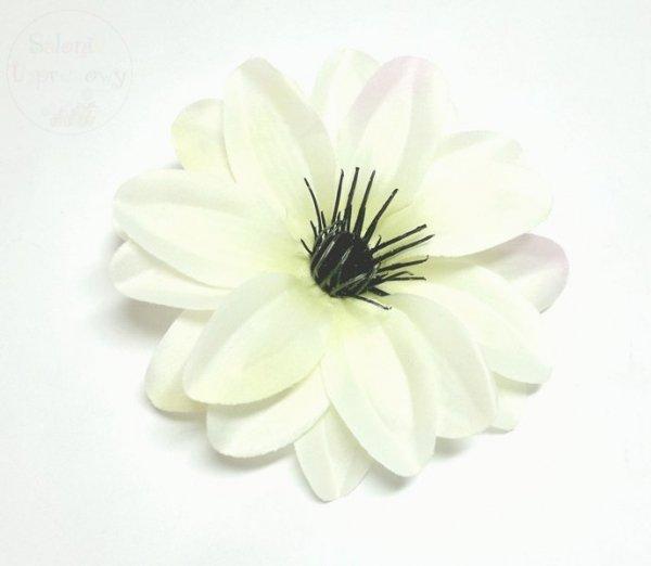 Kwiat Sztuczny Dalia kolorowa 1szt
