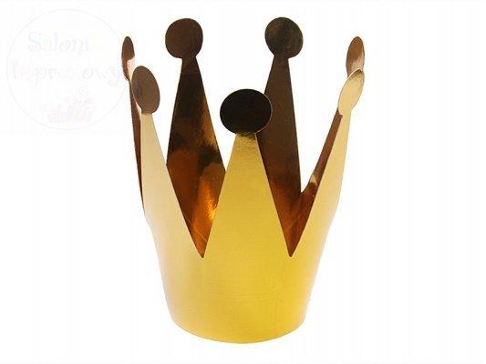 Korona złota 1 szt