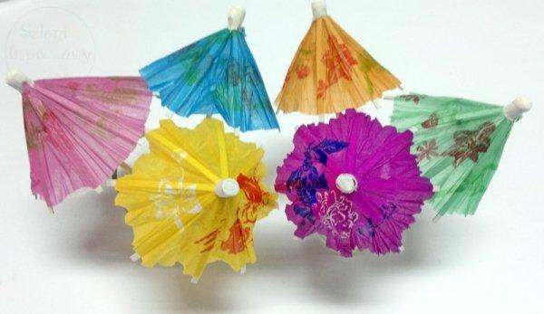 Parasolki do drinków 1 szt