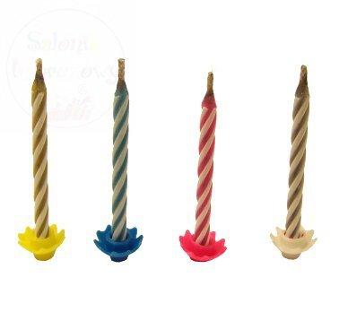 Świeczki urodzinowe magiczne