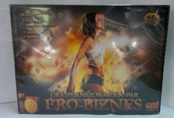 Gra planszowa Ero-Biznes