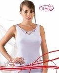 Koszulka Emili Tela XXL-XXXL biała