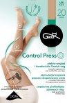 Podkolanówki Gatta Control Press 20 den