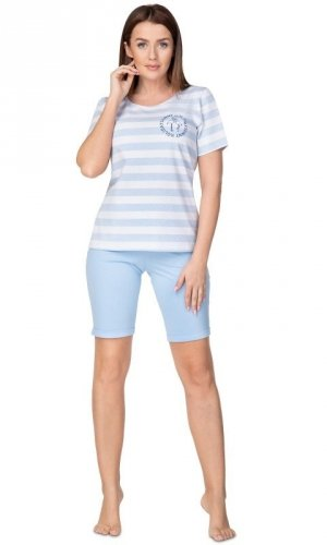 Piżama Regina 939 kr/r S-XL damska