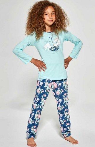 Piżama dziecięca Cornette Young Girl 031/140 Umbrella