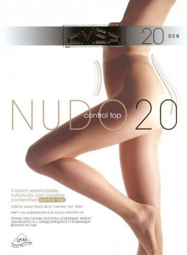 Rajstopy Omsa Nudo Control Top 20 den
