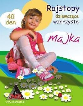 Rajstopy Inez Majka wzorzyste 40 den