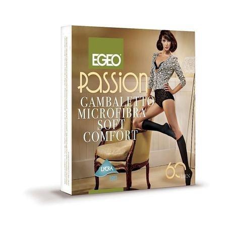 Podkolanówki Egeo Passion Microfibra Soft Comfort 60 den