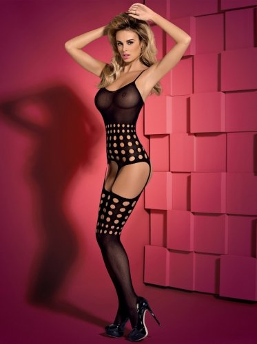 Bodystocking Obsessive G 310 S-2XL
