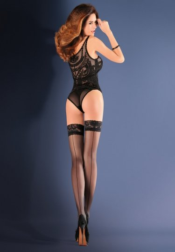 Pończochy Gabriella Erotica Linette 642