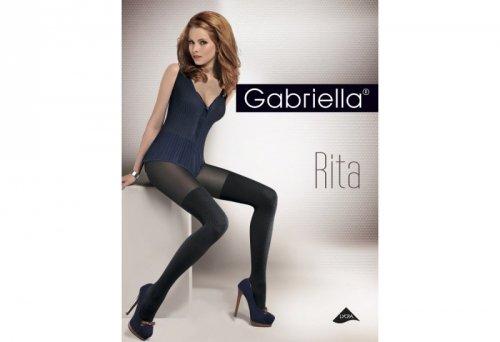 Rajstopy Gabriella Rita 387 5XL 40 den