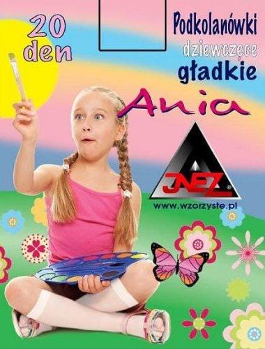 Podkolanówki Inez Ania 20 den