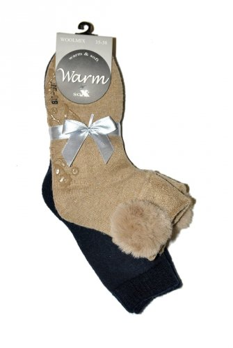 Skarpety WiK Warm Sox art.37706 ABS A'2