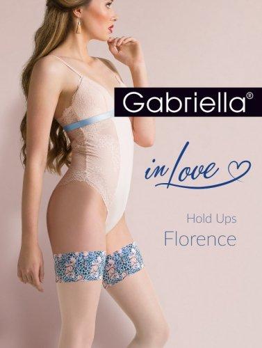 Pończochy Gabriella 626 Hold Ups Florenc 5XL-6XL